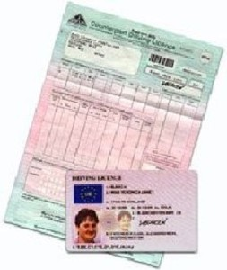 Provisionall Driving License